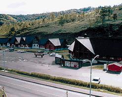道の駅 フォーレスト276大滝