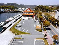 道の駅 あいおい白龍城