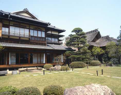 「遠山記念館」の画像検索結果