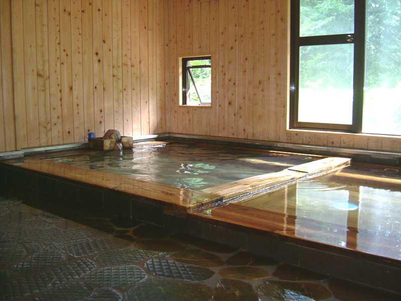 奈良田温泉の画像