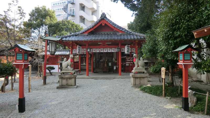 源九郎稲荷神社の画像