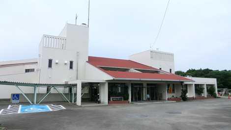 和歌山県立潮岬青少年の家の画像