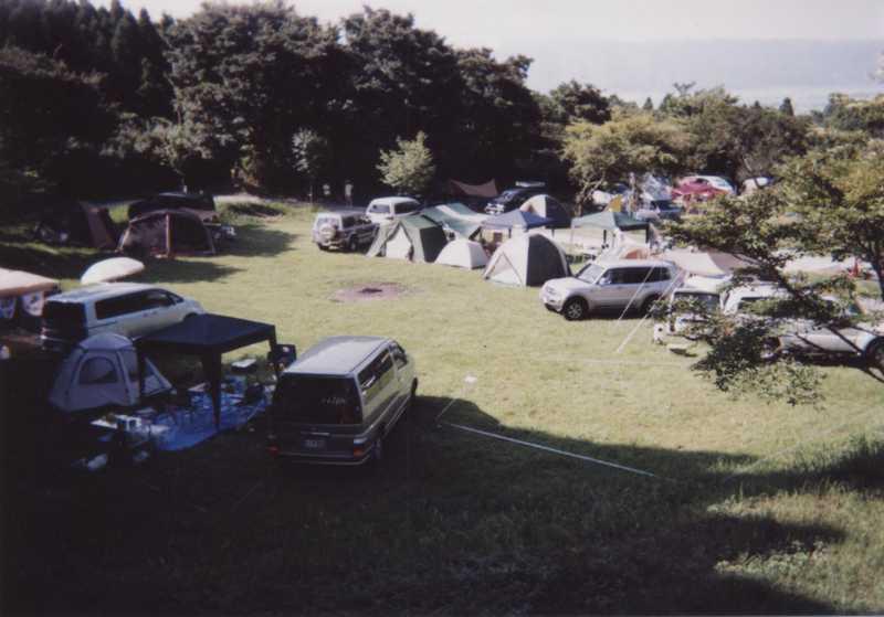 くぎの教育キャンプ場
