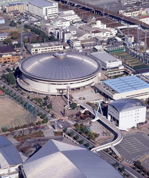 日本ガイシスポーツプラザ 日本ガイシホールの画像