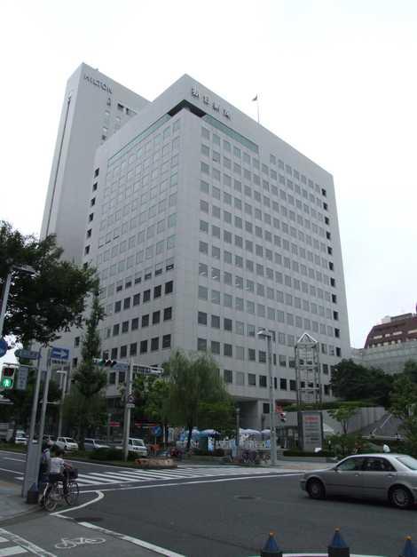 朝日新聞名古屋本社(伏見/新聞社)の施設情報 | いつもNAVI