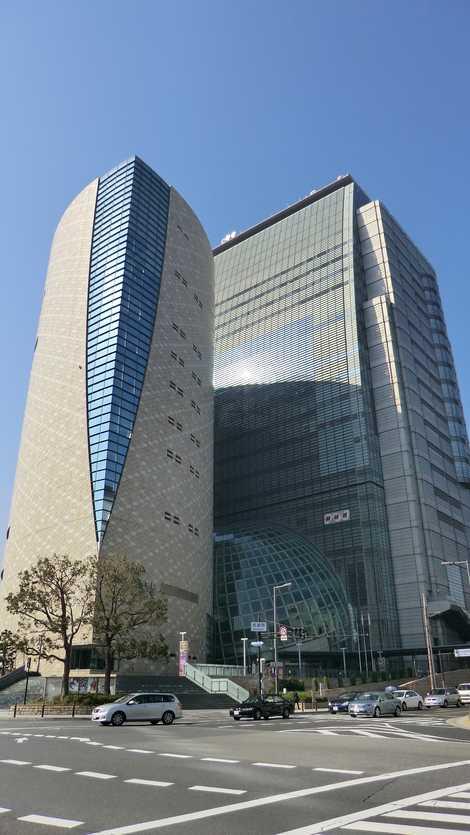 NHK大阪放送局(大阪城周辺/テレビ局・放送局・番組制作)の施設 ...