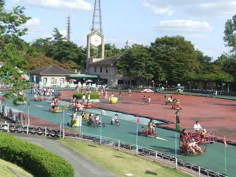 播磨中央公園サイクルランドの画像