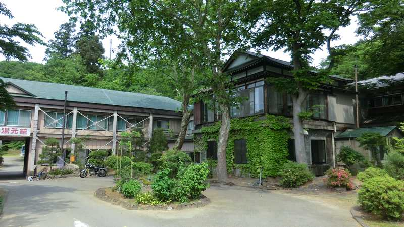長岡温泉の画像