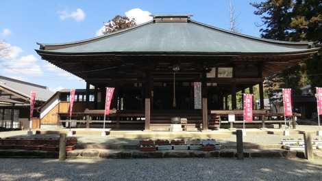 桜堂薬師法明寺(東濃/寺院・神...