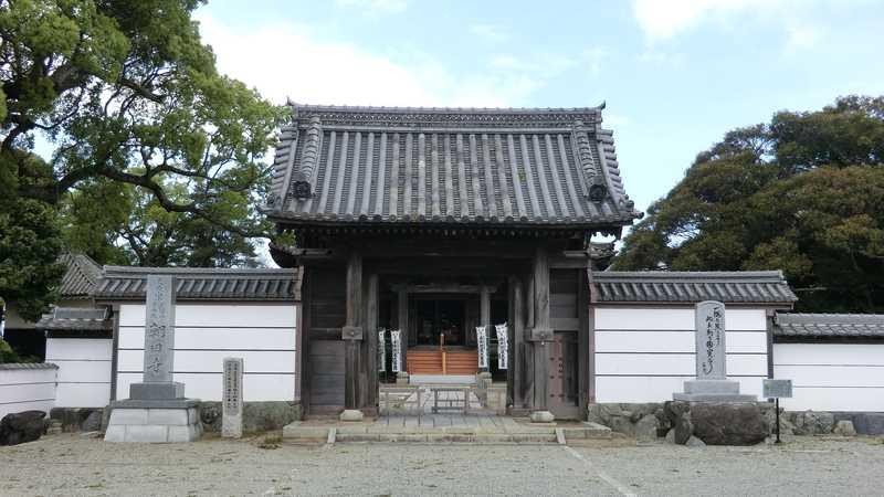 朝田寺の画像