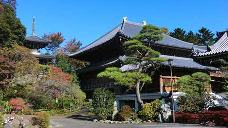 拝島大師本覚院(立川/寺院・神...