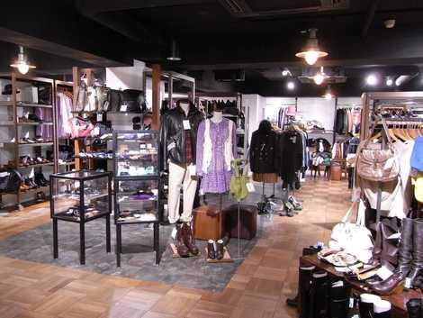 ラグタグ 新宿店の画像