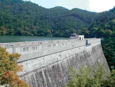 曲渕ダム(早良区・西区/湖・沼・池・ダム)の施設情報 | いつもNAVI