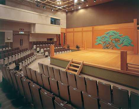川崎能楽堂の画像