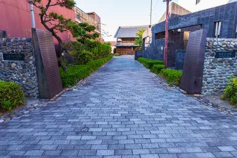 清須市西枇杷島問屋記念館(一宮...