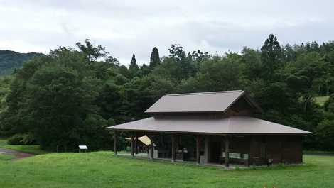 田瀬湖オートキャンプ場の画像