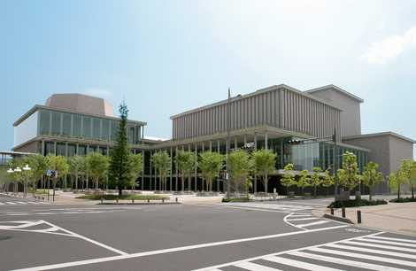 兵庫県立芸術文化センターの画像