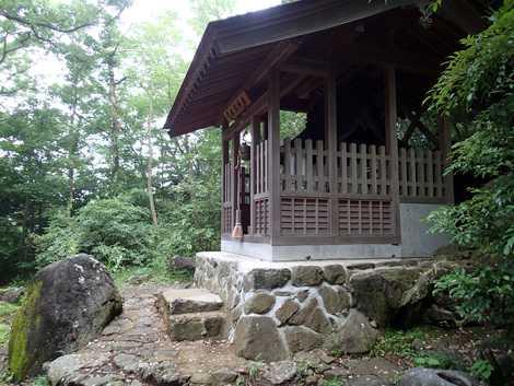 月水石神社の画像