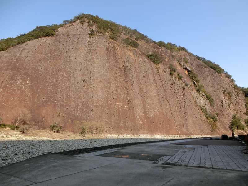 一枚岩自然公園キャンプ場の画像