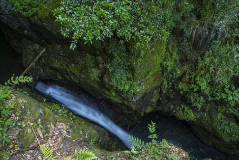 千八尋の滝の画像