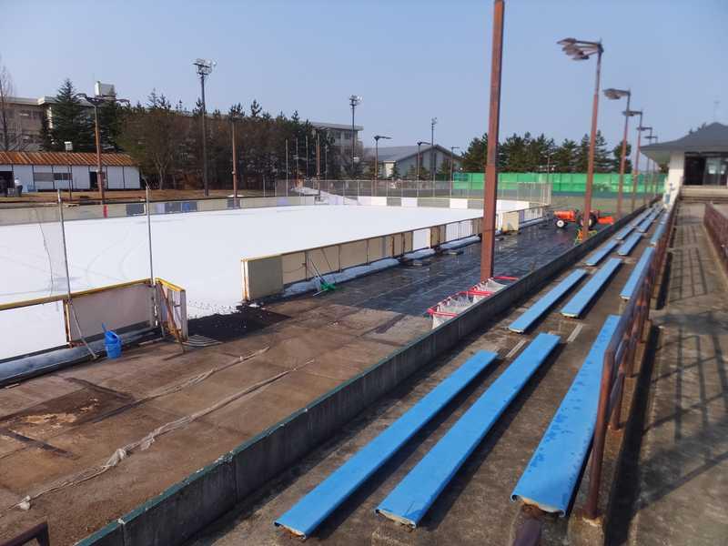 鶴岡市役所 小真木原総合体育館の画像