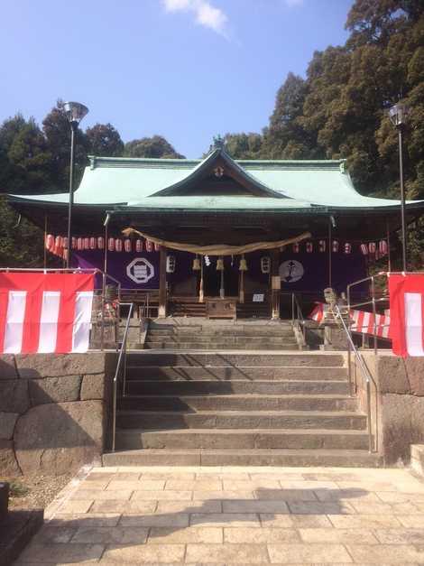 火男火売神社の画像