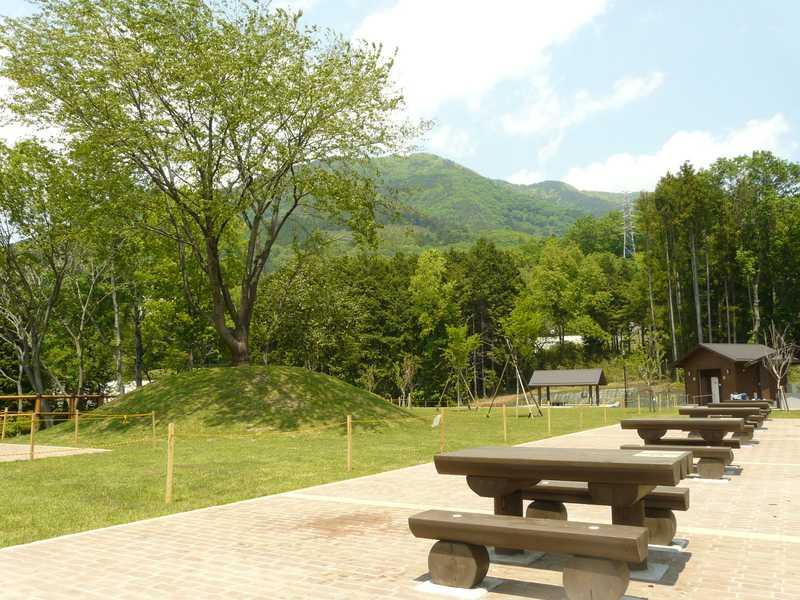 山梨県他機関 桂川ウェルネスパークの画像