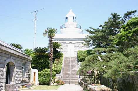 姫島灯台の画像