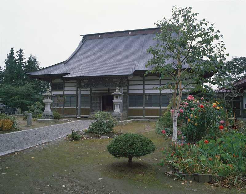常堅寺の画像