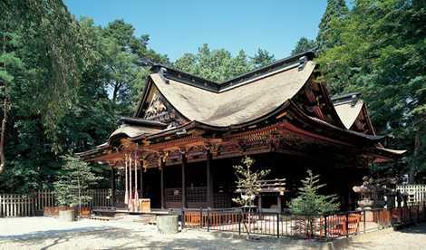 大崎八幡宮の画像