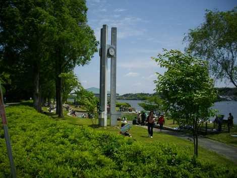 佐鳴湖公園の画像