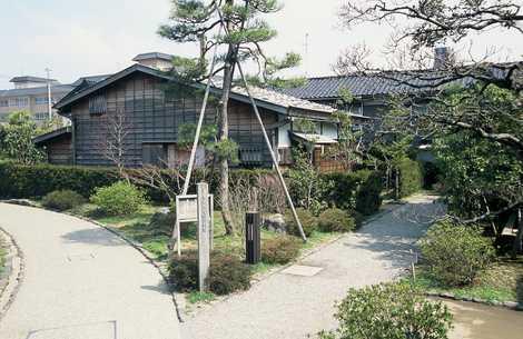 金沢市足軽資料館の画像