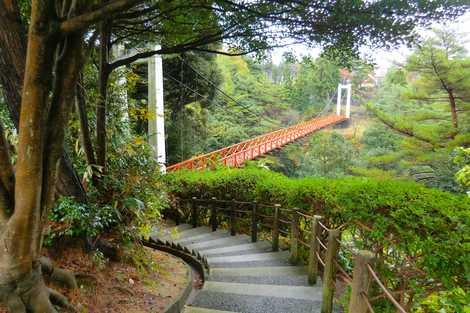 遠島山公園(奥能登/観光公園・...