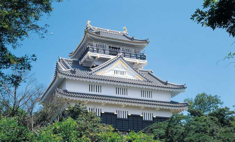 岐阜城の画像