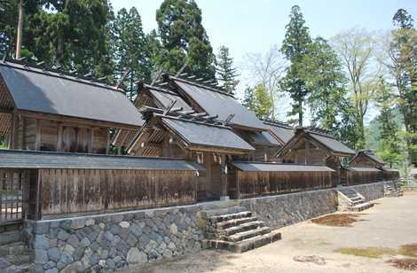 長滝白山神社(中濃/寺院・神社...