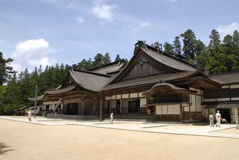 金剛峯寺の画像
