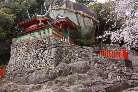 神倉神社の画像