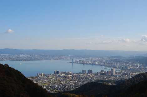 比叡山ドライブウェイの画像