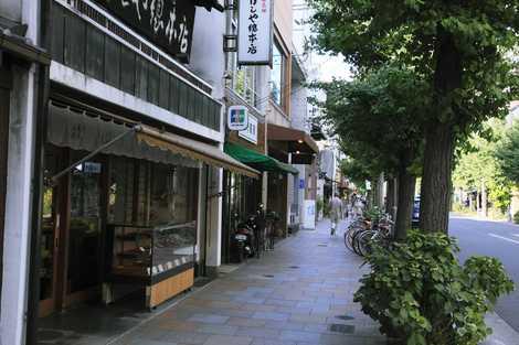 寺町通の画像