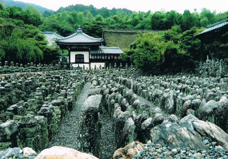 化野念仏寺の画像
