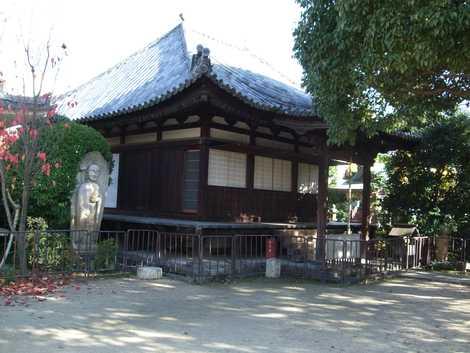伝香寺の画像