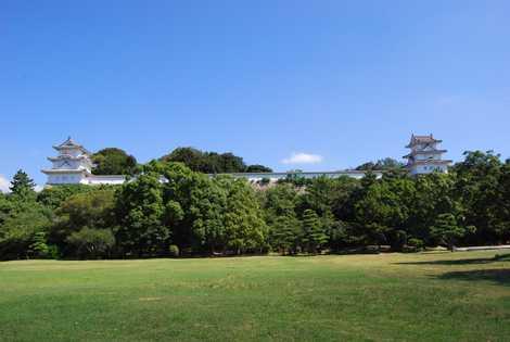 明石公園の画像