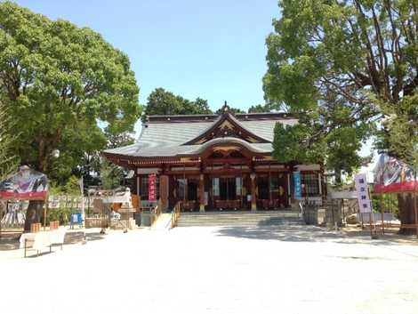 赤穂大石神社(西播磨/寺院・神...