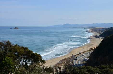 白兎海岸の画像