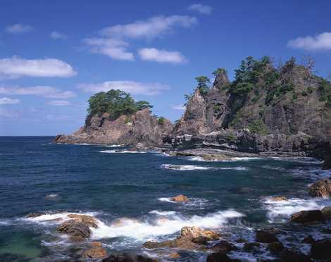 浄土ヶ浦海岸の画像