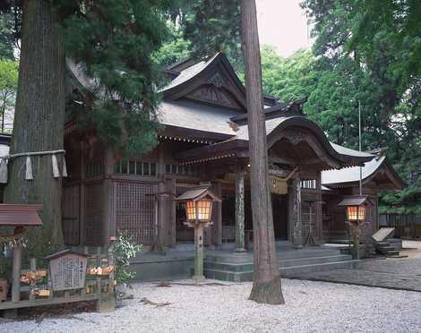 高千穂神社の画像