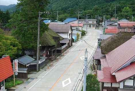 山中七ヶ宿街道の画像