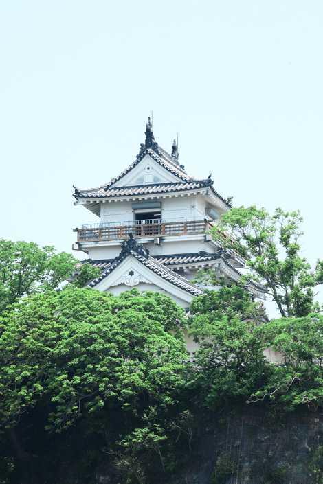 杵築城の画像