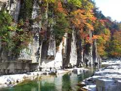 屏風岩の画像