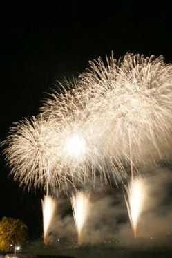「音と光のファンタジー」花火 in KAGURAの画像